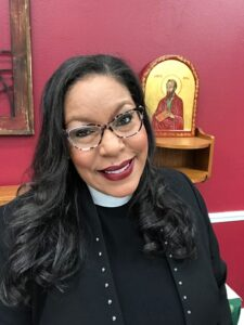The Rev. Mother Adrienne R. Hymes, Vicar